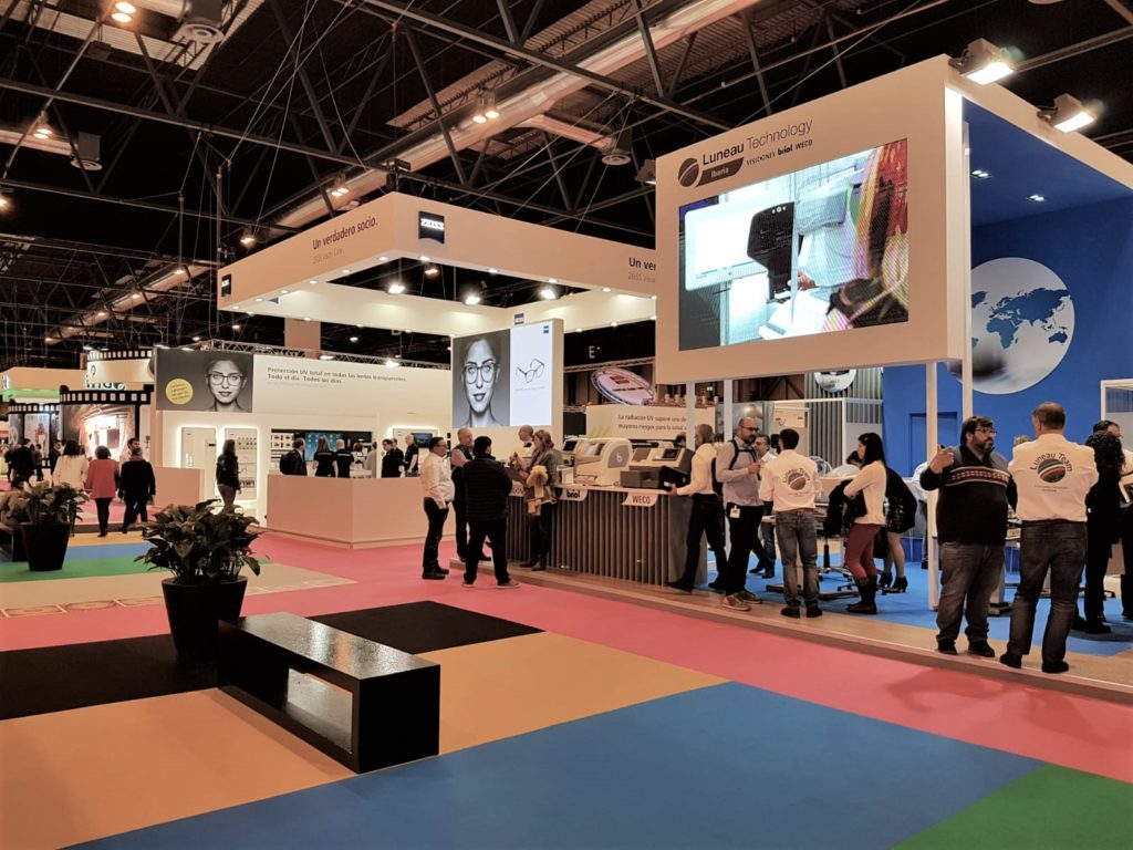 foto salon expo optica 2018